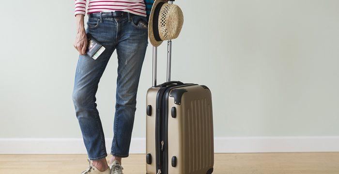 Reisekoffergrößen